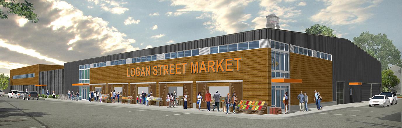 Logan Street Market 1